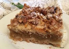 Prajitura lenesului – Sa Gatim cu Gina Sandwich Cake, Sandwiches, Cake Recipes, Dessert Recipes, Food Cakes, Bakery, Deserts, Ice Cream, Cooking