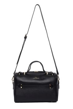 149c019c3a25 Audrey Duffle Black - Benah for Karen Walker
