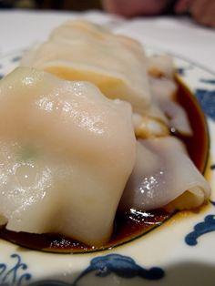 Dim sum - shrimp rice noodle