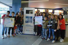 Parma Retail, Gabriele Folli inaugura CasaCorepla: l'obiettivo è aumentare il riciclaggio della plastica