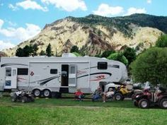 It's summer and living is easy at Big Rock Candy Mountain Resort, on the border between Piute and Sevier Counties in Central Utah! Park your RV at the campground and head out to explore the World Famous Paiute ATV Trail! Watch the video to discover more fun stuff to do at Big Rock Candy Mountain Resort. It's summer and living is easy at Big R...