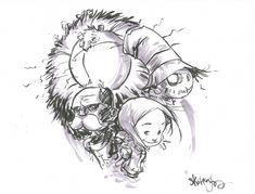 Skottie Young - Wonderful Wizard of Oz, in Corey Aalbers's Skottie ...