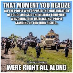 Whatever happened to that quaint notion the the police who are paid by our tax dollars would Serve and Protect US vs multinational corporations