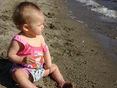 Emily at Dammariscotta Lake