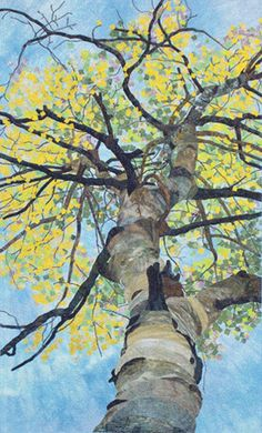 tree quilt by David Taylor Quilts Art Textile, Textile Artists, Landscape Art Quilts, Tree Quilt, Quilt Art, Thread Painting, Tree Art, Fabric Art, Fiber Art