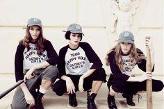 Daisy's Girls #WildfoxUKFall2013