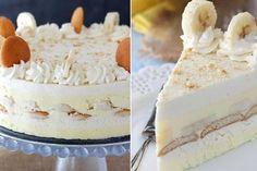 Blíží se nám horké dny a vy byste si rádi dopřáli něco sladkého a chutného? A tím sladkým a chutným nemyslím zmrzlinu, ale tento skvělý zmrzlinový dort, který příjemně zchladí v parných dnech. Tento recept je opravdu jednoduchý a hotový za pár minut. Tento dort se Vám bude určitě hodit i na jěké oslavy …