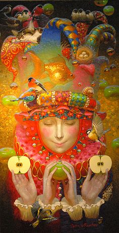 Three Wishes       Victor Nizovtsev