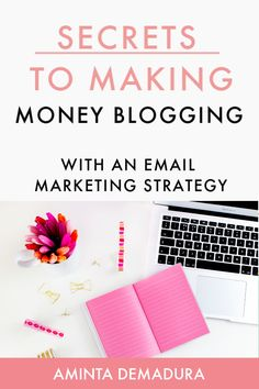 "If you're a blogger, figuring out a successful email marketing strategy and campaign layout is essential to making money. ""The money is in the list!"" and this post will give you some great ideas and examples for how you can create a solid income generating email series today. #emailmarketing #bloggingforbeginners #blogging #bloggers Email Marketing Design, Email Marketing Campaign, Email Marketing Strategy, Email Design, Inbound Marketing, Internet Marketing, Mobile Marketing, Business Marketing, Content Marketing"