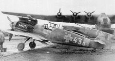 Stuka — Romanian Messerschmitt BF109 and Gigant