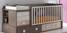 muebles de bebe: Cunas convertibles