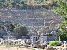 Ephesus Terrace Houses: The Fanciest Homes in Turkey