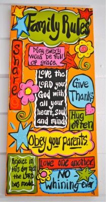 Make the Youth Group Covenant into one of these great posters/signs!