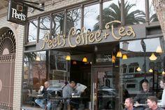 Peet's Coffee and Tea in Los Angeles