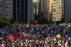 Les altermondialistes débarquent à Montréal | Le Forum social mondial est né à Porte Alegre, au Brésil, en 2001, pour permettre aux citoyens de mettre en commun leurs idées et leurs solutions pour créer «un monde meilleur». | La Presse