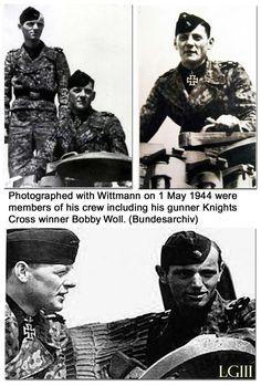 Bobby Woll.