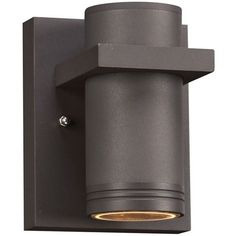 PLC Lighting 2072BA Boardwalk-I 1 Light Outdoor Wall Mount