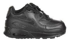 Nike Air Max 90 Premium Mesh TD Trainers Size Uk 4.5 Toddlers//Infants//Kids