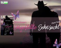 """Ungestillte Sehnsucht - Dark Soul"" von Moni Kaspers ab September 2016 im bookshouse Verlag. www.bookshouse.de/wallpapers/"