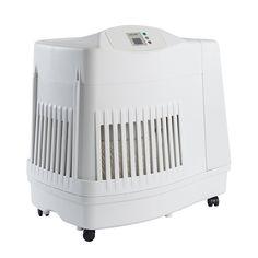 Amazon.com: AIRCARE MA1201 Whole-House Console-Style Evaporative Humidifier, White: Home & Kitchen