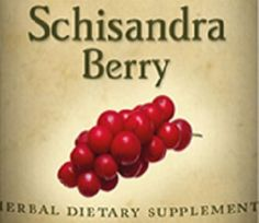 SCHISANDRA BERRY Tincture for Energy & Memory and Adrenal Urinary and Respiratory Function Health Supplement Traditional Herb USA