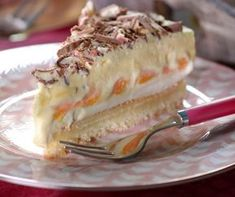 Cherry Eggnog Pie - Cherry Eggnog Cake – Recipes – Weekly Journal for Agriculture & Country Life - Donut Recipes, Pie Recipes, Baking Recipes, Dessert Recipes, Cupcake Recipes, Easy Recipes, Eggnog Pie, Torte Recipe, Food Cakes