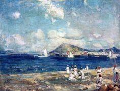 Peleg Franklin Brownell, 1857-1946 - St. Thomas Harbour - 1912