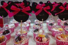 Porta caramelle per invitati Minnie