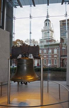 Liberty Bell. Philadelphia, Pennsylvania.