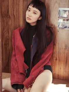 Elite is the world's leading model management company and an icon in the industry Girl Photography, Fashion Photography, Short Bangs, Asian Cute, Chinese Model, Japanese Models, Asian Fashion, Her Style, Korean Ulzzang