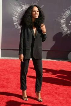 Solange @ 2014 MTV Awards