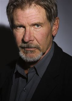 Harrison Ford, actor, born 1942