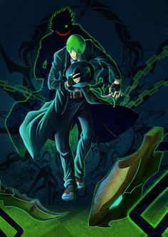 Captain Hazama at your service. by RevenantMaster on deviantART