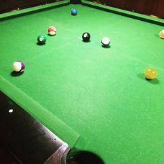 Poolen & Snookeren & lasergamen @ OZEBI Utrecht