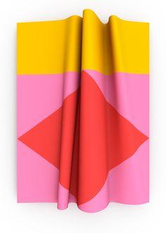 Folded Shapes - artnau | artnau