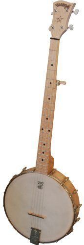 Deering Goodtime 5-String Banjo, Left-Handed http://www.instrumentssale.com/deering-goodtime-5-string-banjo-left-handed/