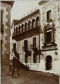 Casa Cisneros en 1930, Madrid