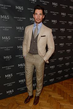 David Gandy Pictures & News Photos | Getty Images