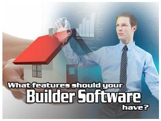 Today, technology has made things a lot easier. Take for example, when building a home, you can now get help from builder software. Check this- http://www.co-construct.com/how-it-works/?hiw_page=scheduling