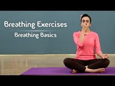 Here's a list of 5 pranayamas you can do to live a happy life. Make these kriyas a part of your daily life routine and see a change within. Deep Breathing Exercises, Yoga Breathing, Bhastrika Pranayama, Yoga Instructor Certification, Yoga Information, Types Of Yoga, Yoga Teacher Training, Yoga Benefits