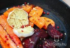 Téli sült zöldségek