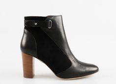 Ghete din piele natuala Booty, Shoes, Fashion, Moda, Swag, Shoes Outlet, Fashion Styles, Shoe, Footwear