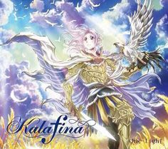 """New Kalafina ED for TV anime """"Arslan Senki"""", """"blade of chapter recapture of recollection""""! Since the ending theme along with new video Kalafina's sing """"One Light"""" will flow, do not miss it ☆ #Arslan"""