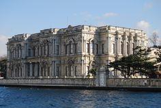 "The Beylerbeyi Palace (Turkish: Beylerbeyi Sarayı, Beylerbeyi meaning ""Lord of Lords"") is located in the Beylerbeyi neighbourhood of Istanbul, Turkey"