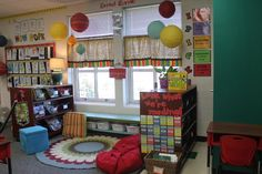 Shabby Chic Classroom School | Gallery of Classroom Decorating Ideas for Kids