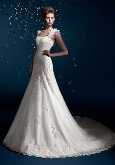 Kitty Chen Vestidos de novia 2012