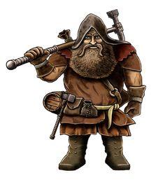 Dwarf by jcjacobsson.deviantart.com on @DeviantArt