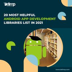Android libraries assist as a medium and offer essential codes that do pre-written supporting developers craft scalable mobile application development. Within here article, explore every top 20 useful Android App Development libraries to great. Education Application, Android Application Development, App Development Companies, Android Sdk, Best Android, Android Apps, Android Library, Android Studio, Consumer Marketing