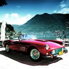 Ferrari F250 California