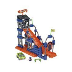 TRIO Hot Wheels Super Stunt Builder